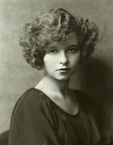 Portrait of Clara Bow